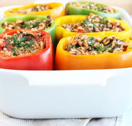 Brown-Rice-and-Spinach-Stuffed-Peppers-Photo-7