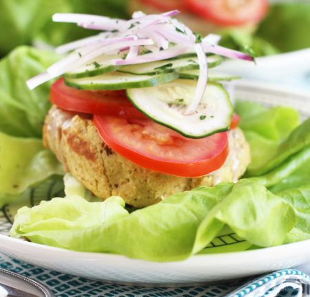 Med. Chickpea Burgers_8409