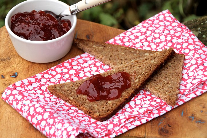 Raspberry & Apple Jam