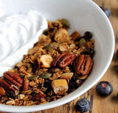 Brazil Nut, Pumpkin Seed & Coconut Granola