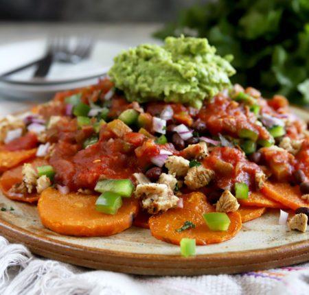 Sweet Potato Nachos Paleo_3742