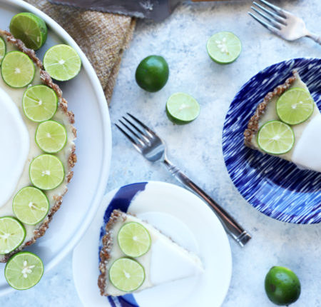 Vegan Key Lime Tart_9649